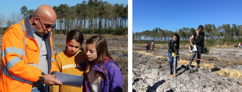 Plantation, Journée internationale des forêts avec Alliance Forêts Bois